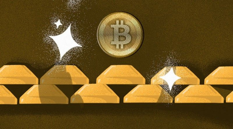 Pass The Baton Already: Why Bitcoin Is Poised To ReplaceGold